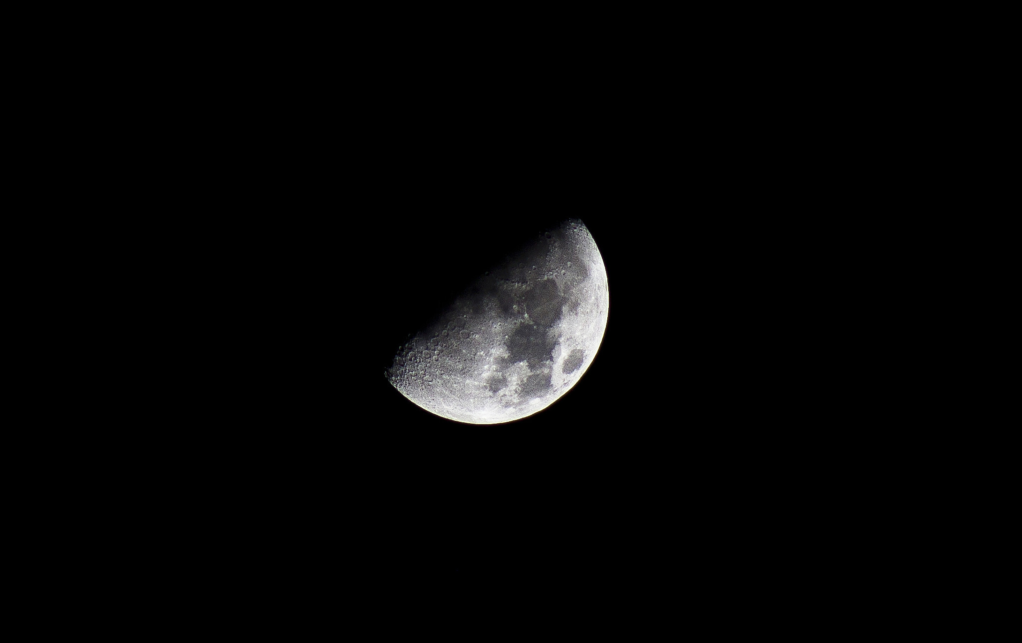 Photograph Half Moon by Çağlan Çelebi on 500px