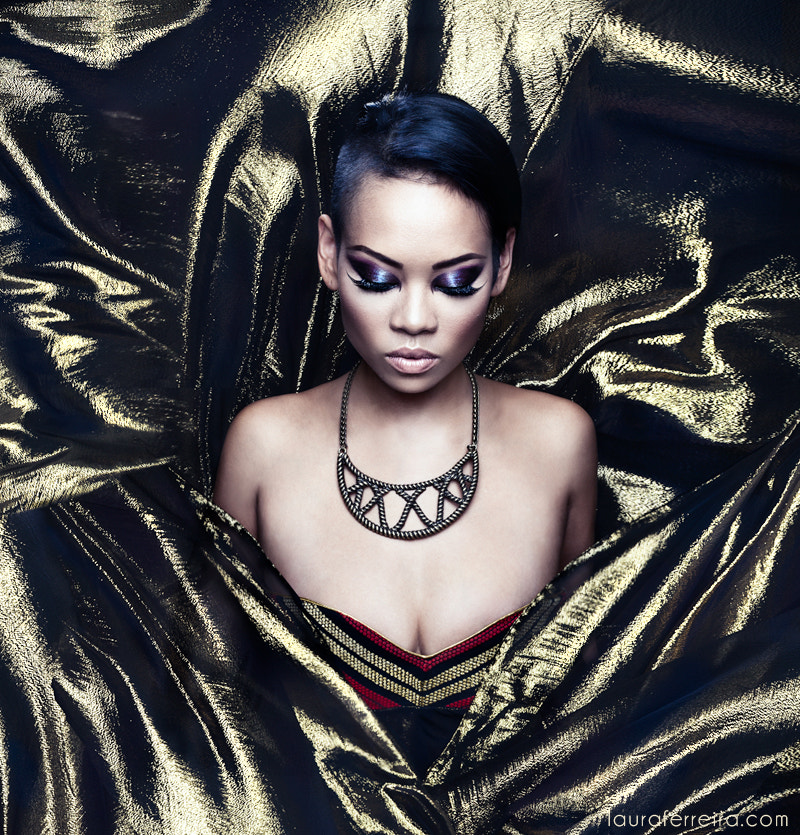 Photograph Anya Ayoung-Chee by Laura Ferreira on 500px