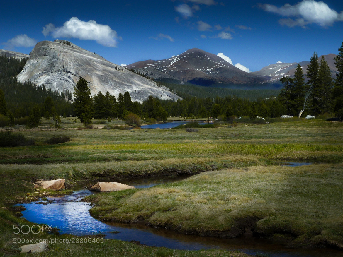 Photograph Tuolomne Meadows by Travis Gordon on 500px