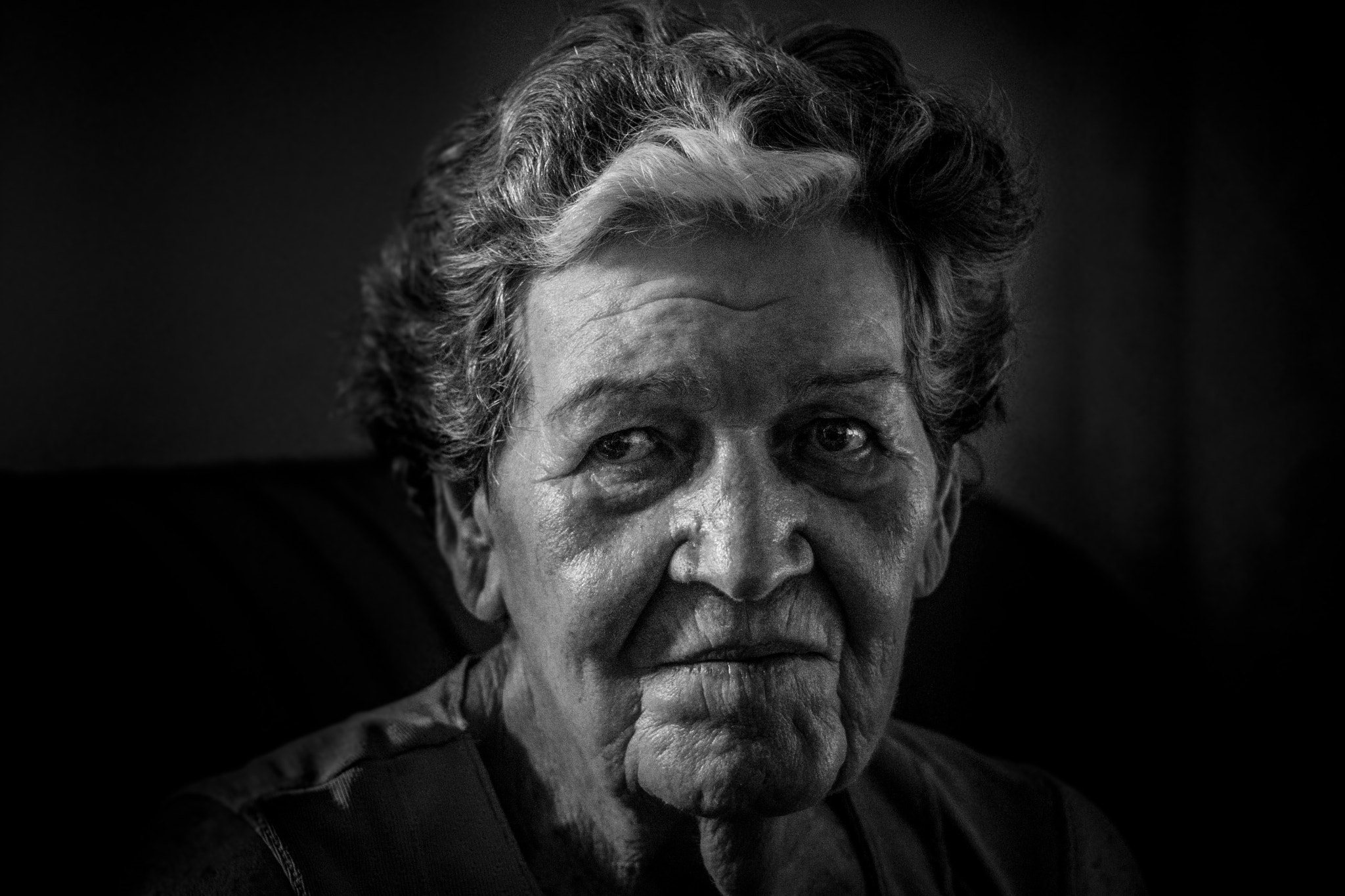 Photograph Grandmother by Vanius Roberto Bittencourt on 500px