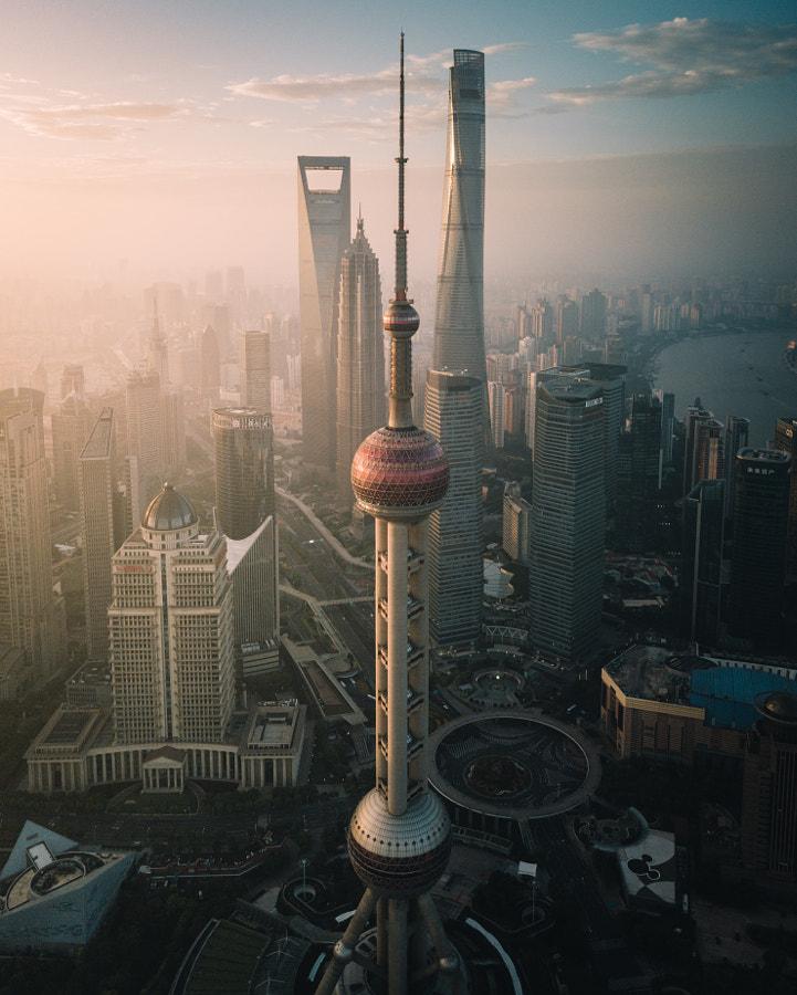 Shanghai by Tristan Zhou on 500px.com