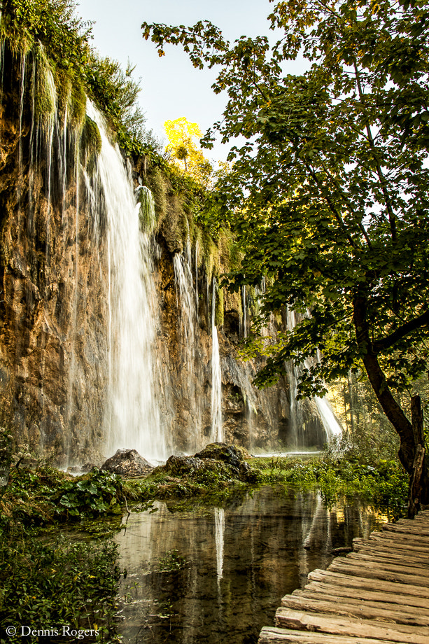 Photograph Falls at Plitvice by Dennis Rogers on 500px