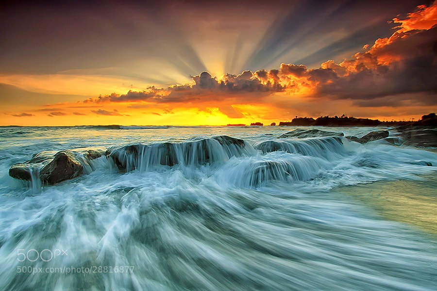 Photograph Rays and Motion  by Agoes Antara on 500px