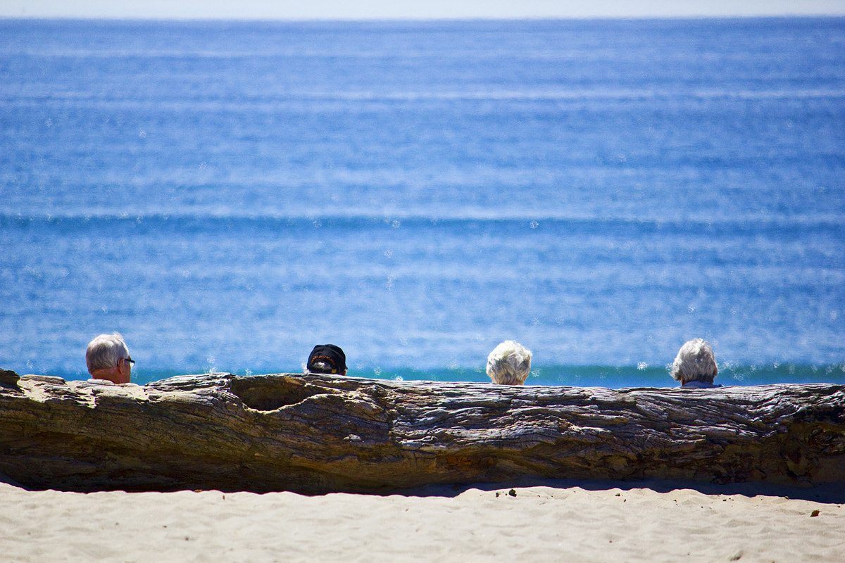 Photograph A Day at the Beach by John Michaelson on 500px