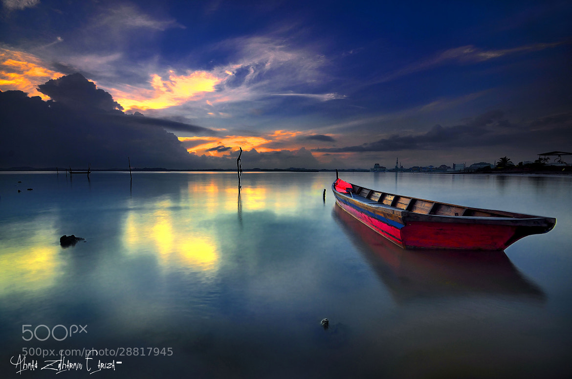 Photograph ::. Sampan .:: by Ahmad Zulharmin Fariza on 500px