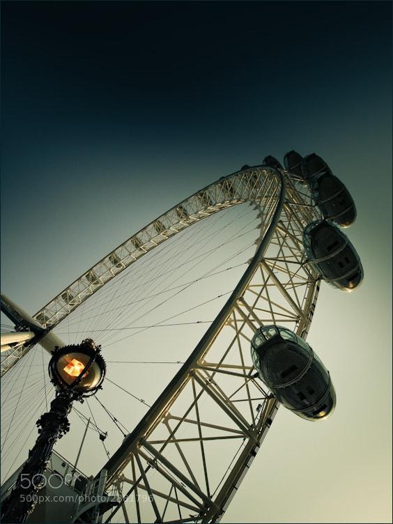 Photograph EveningEye by KPK . on 500px
