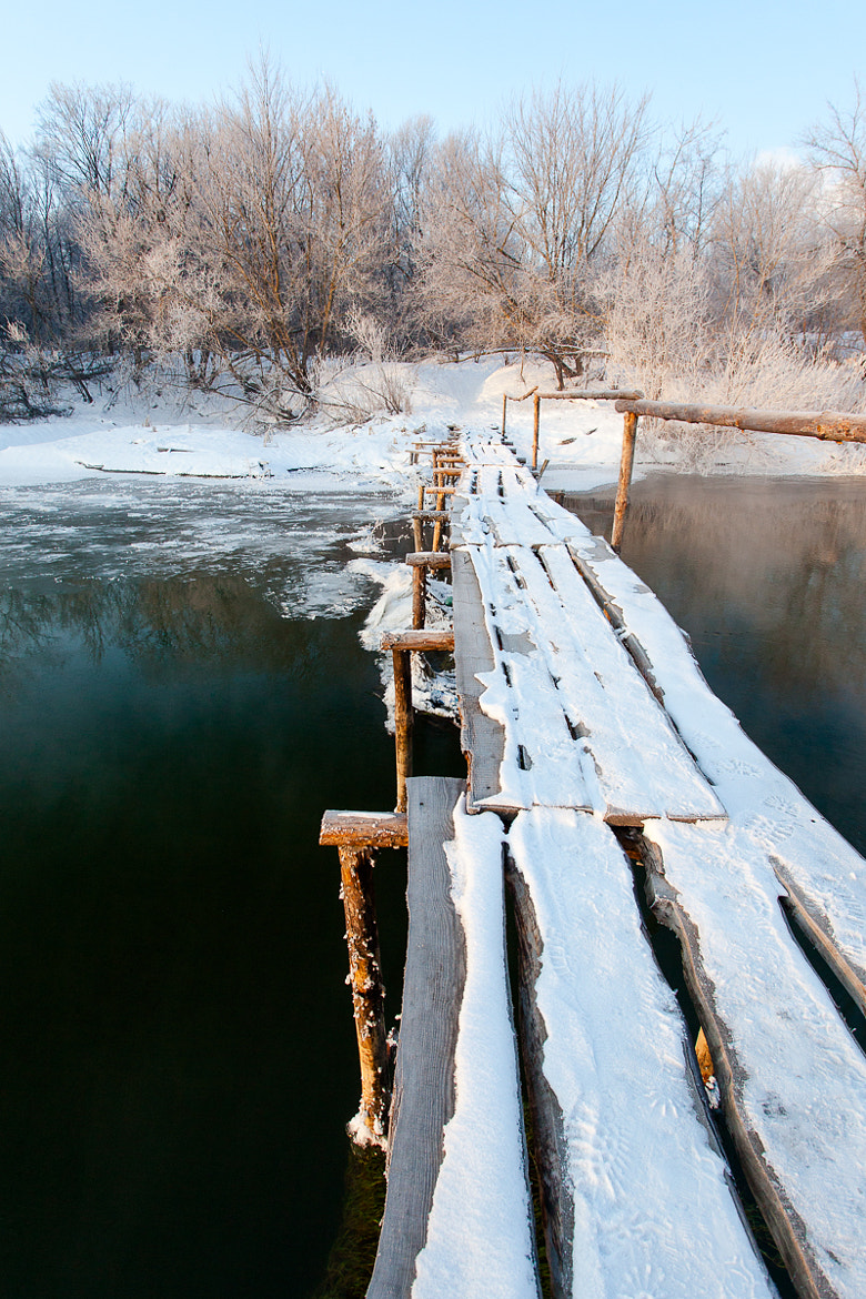 Photograph Winter bridge #2 by Denis Belyaev on 500px