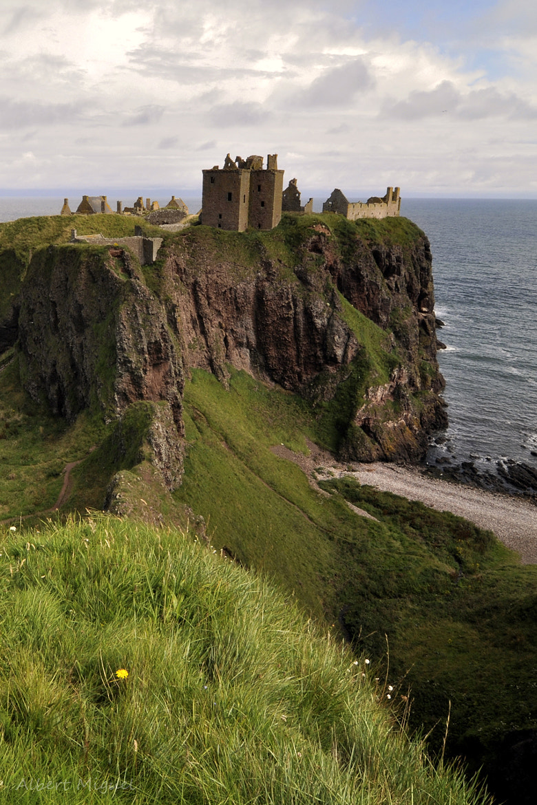 Photograph Dunnotar castle by Albert Miguel on 500px