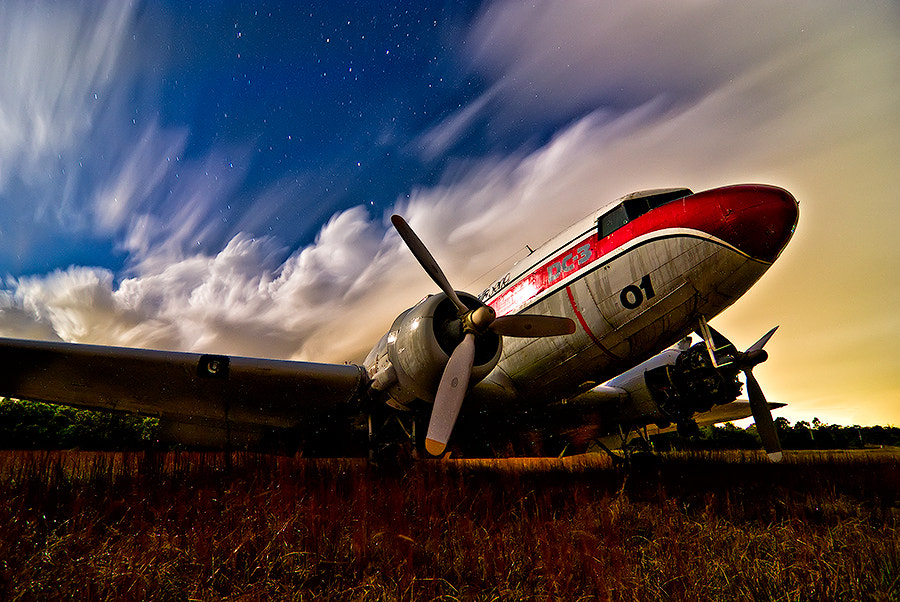 Photograph DC-3 by Kajo Photography on 500px