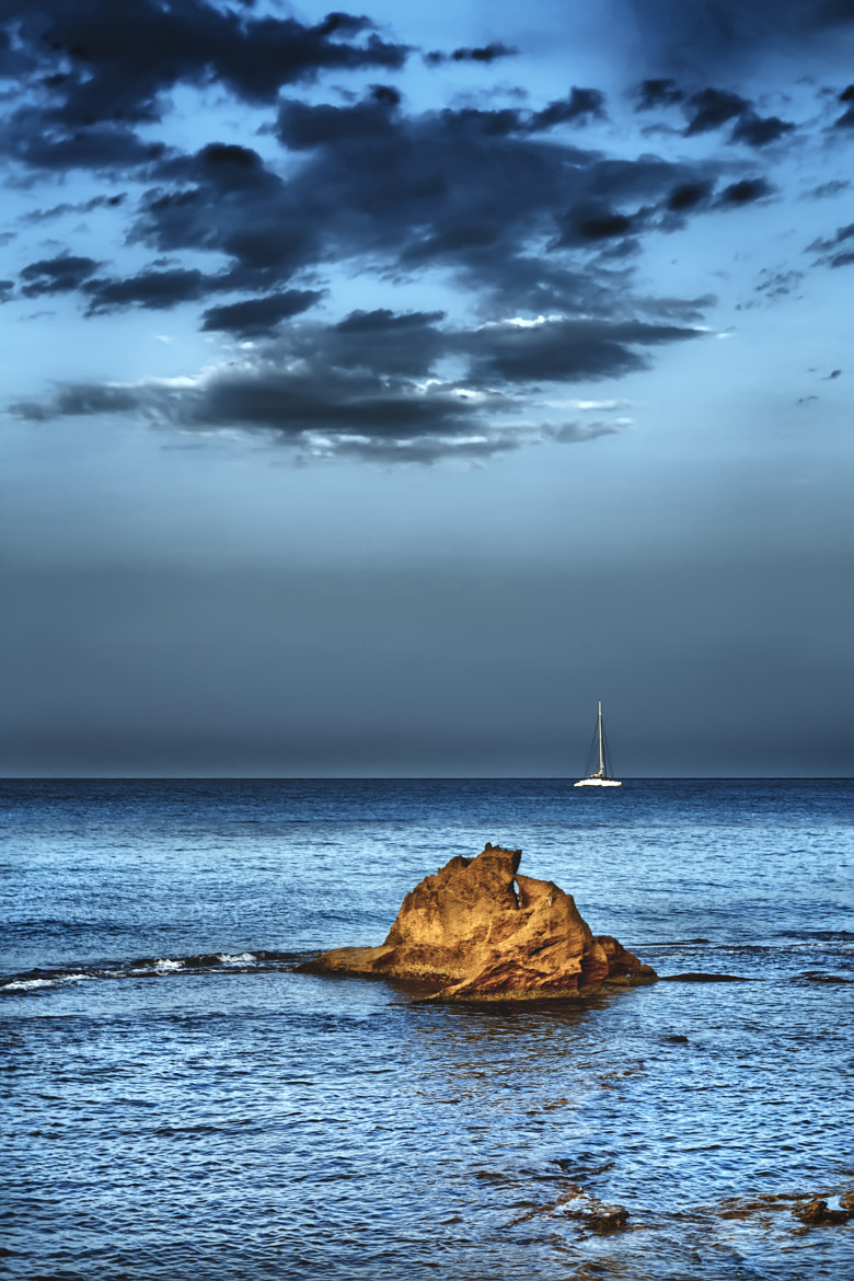 Photograph Atardecer en Denia by ELE PUCH on 500px