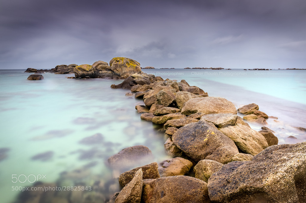 Photograph Bretagne Islands by Olivier Maurin on 500px