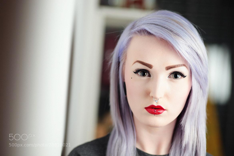 Photograph alt girl by Neil Arcus on 500px