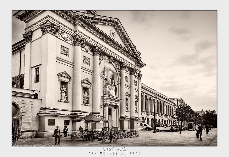 Photograph Warsaw by Viktor Korostynski on 500px