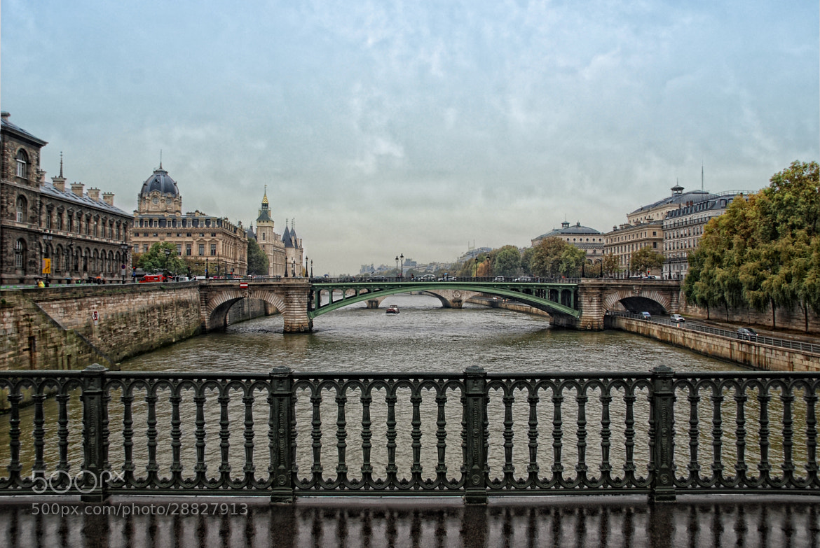 Photograph The Seine by Joachim G.  Pinkawa on 500px