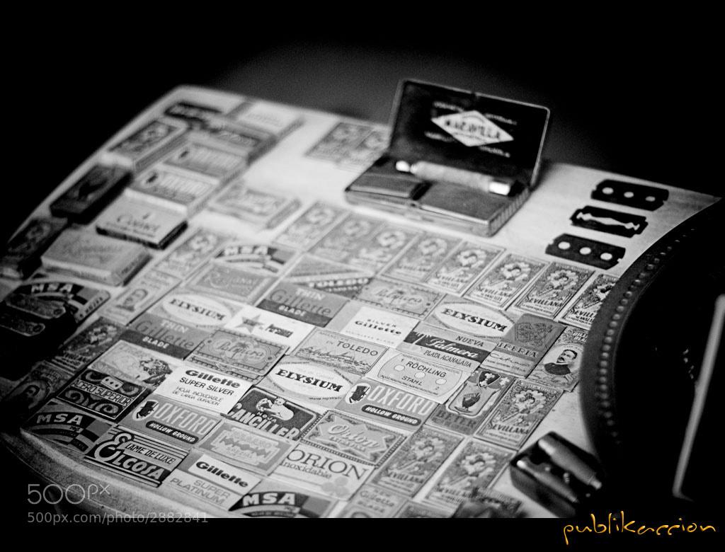 Photograph blades by publikaccion vicious on 500px