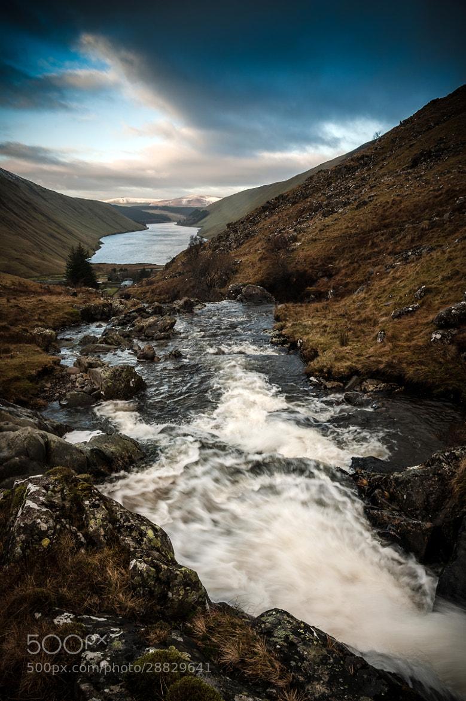 Photograph Talla Reservoir by Zain Kapasi on 500px