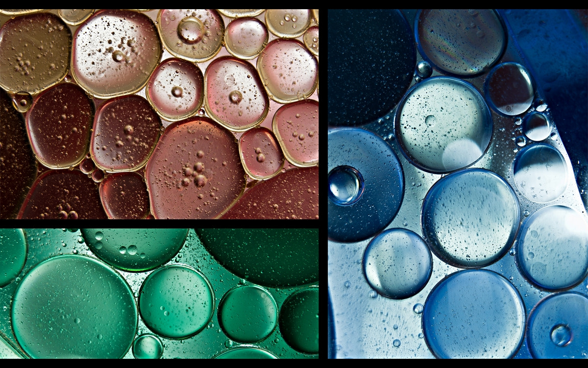 Photograph Water & Oil by Salmen Bejaoui on 500px