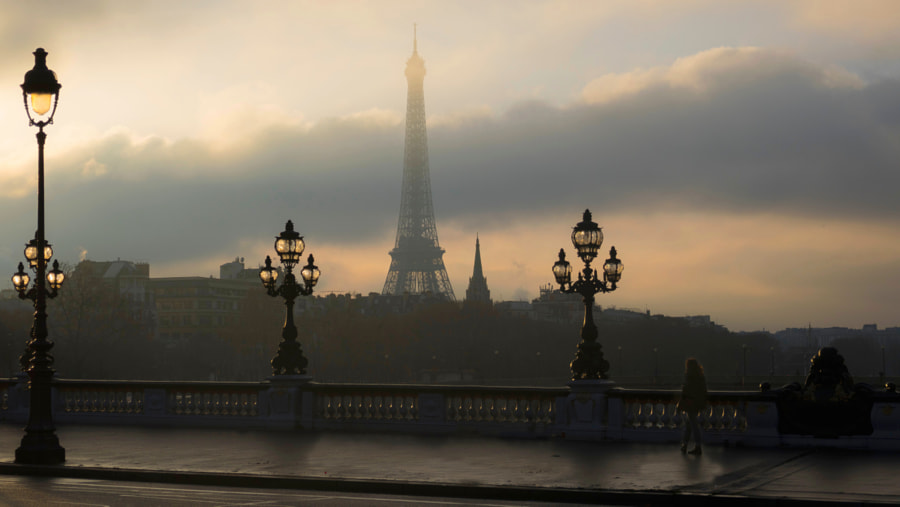 Parisiennes by khrom 7 on 500px.com