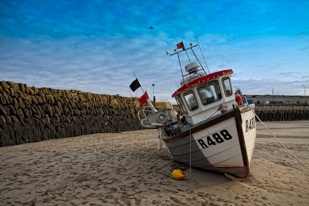 Photograph Folkestone Boat by Chris Courselle on 500px