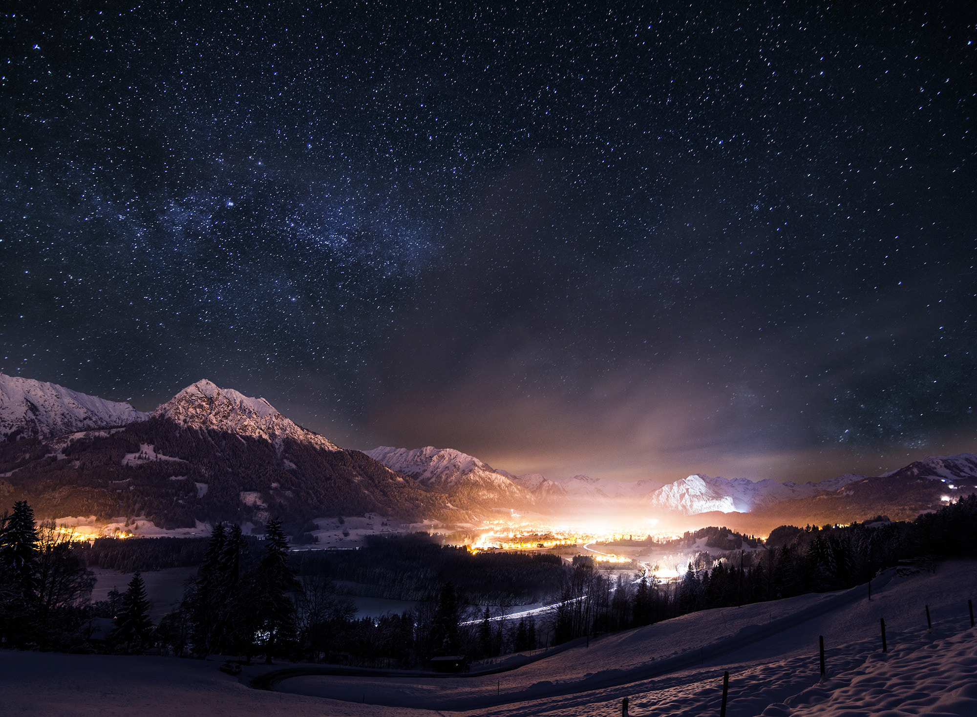 Photograph Into the Light by Jonathan Besler on 500px