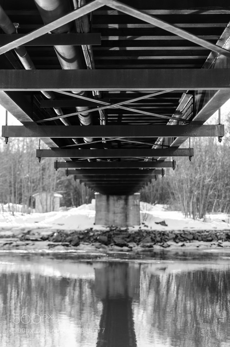 Photograph Under The Bridge by Kim Paulsen on 500px