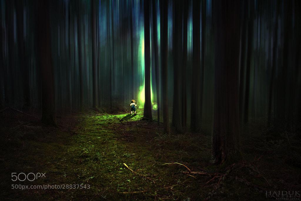 Photograph E.T comes back by Bastien HAJDUK on 500px