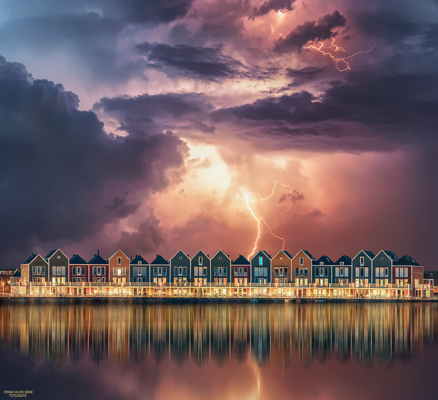 Power House II by Herman van den Berge on 500px.com