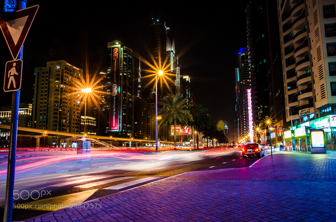 Photograph Busy street by WC Lim on 500px