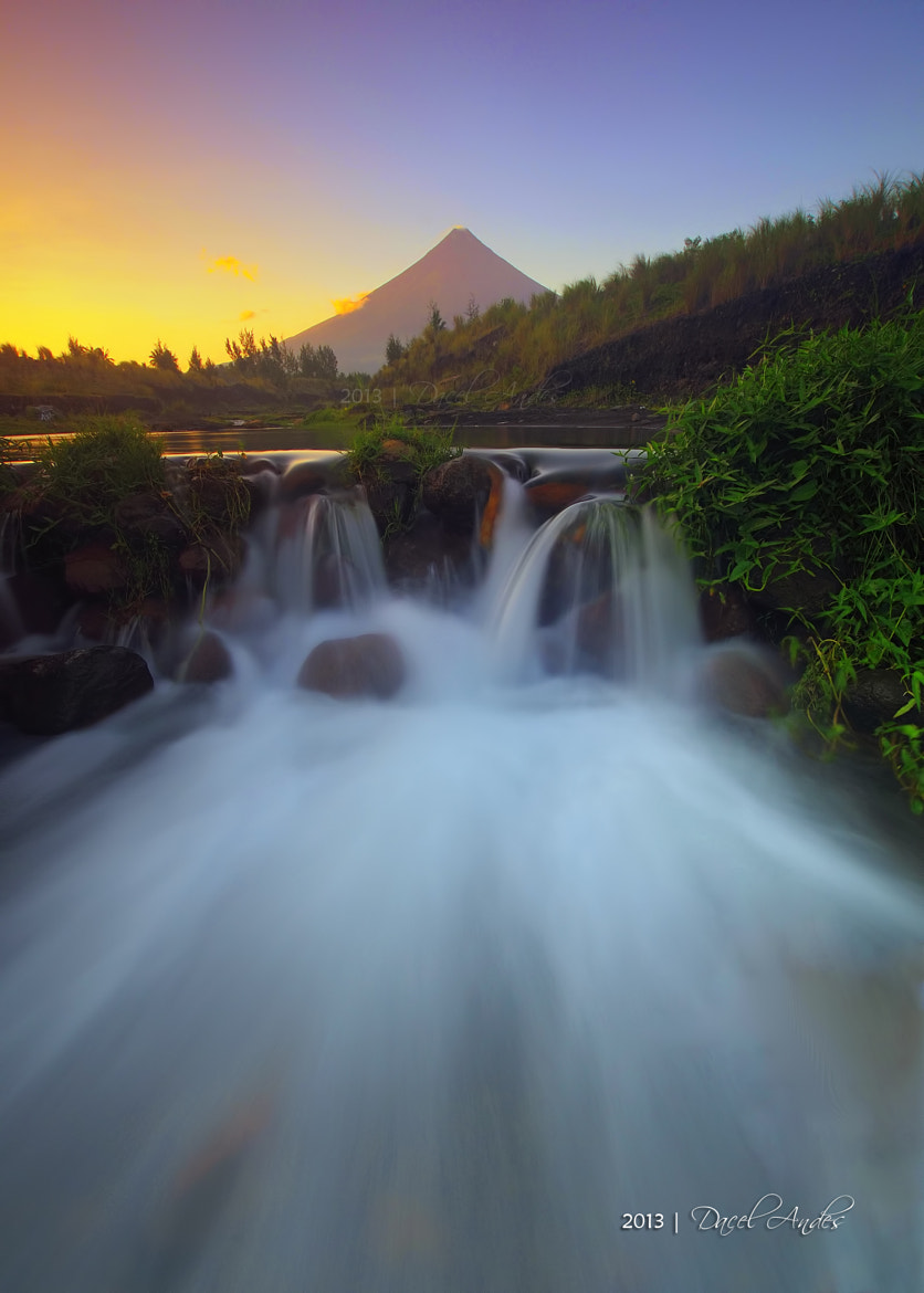 """Photograph """" Dividing Colours III """" by Dacel Andes on 500px"""