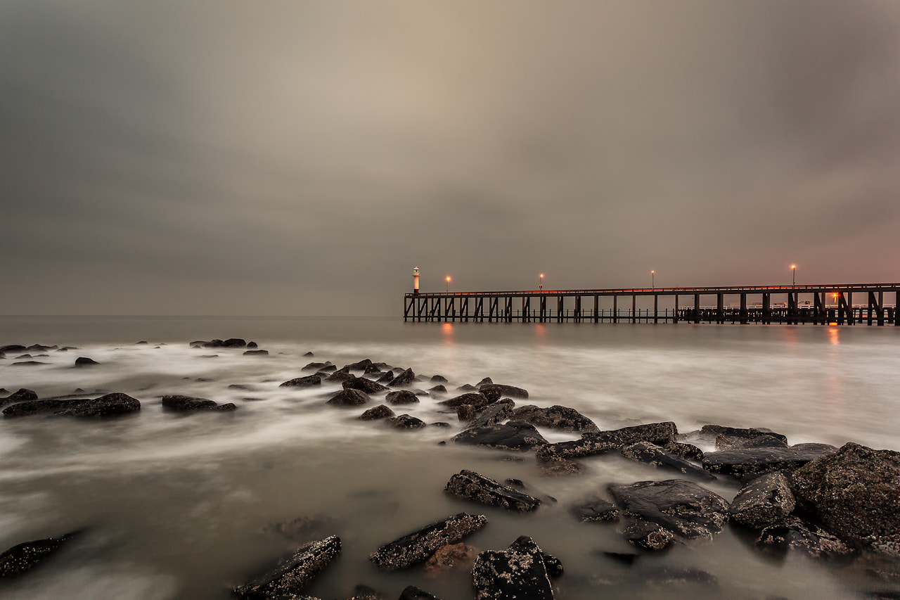Photograph Belgian Coast by Christophe Vandeputte on 500px