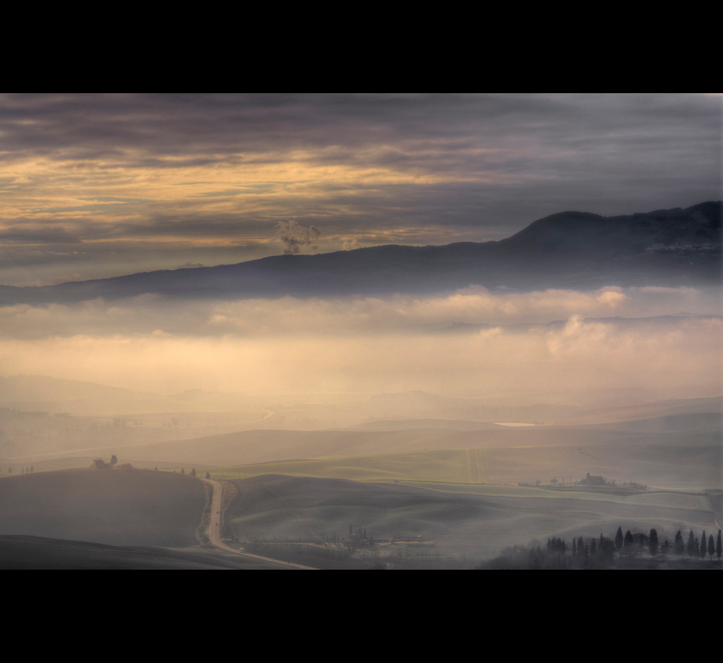 Photograph Foggy by laura  malucchi on 500px