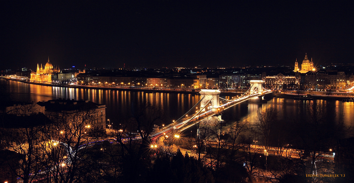 Photograph Budapest Nights by Erdinç Tunçbilek on 500px