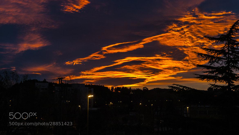 Photograph SUNRISE by Oscar Gomez on 500px