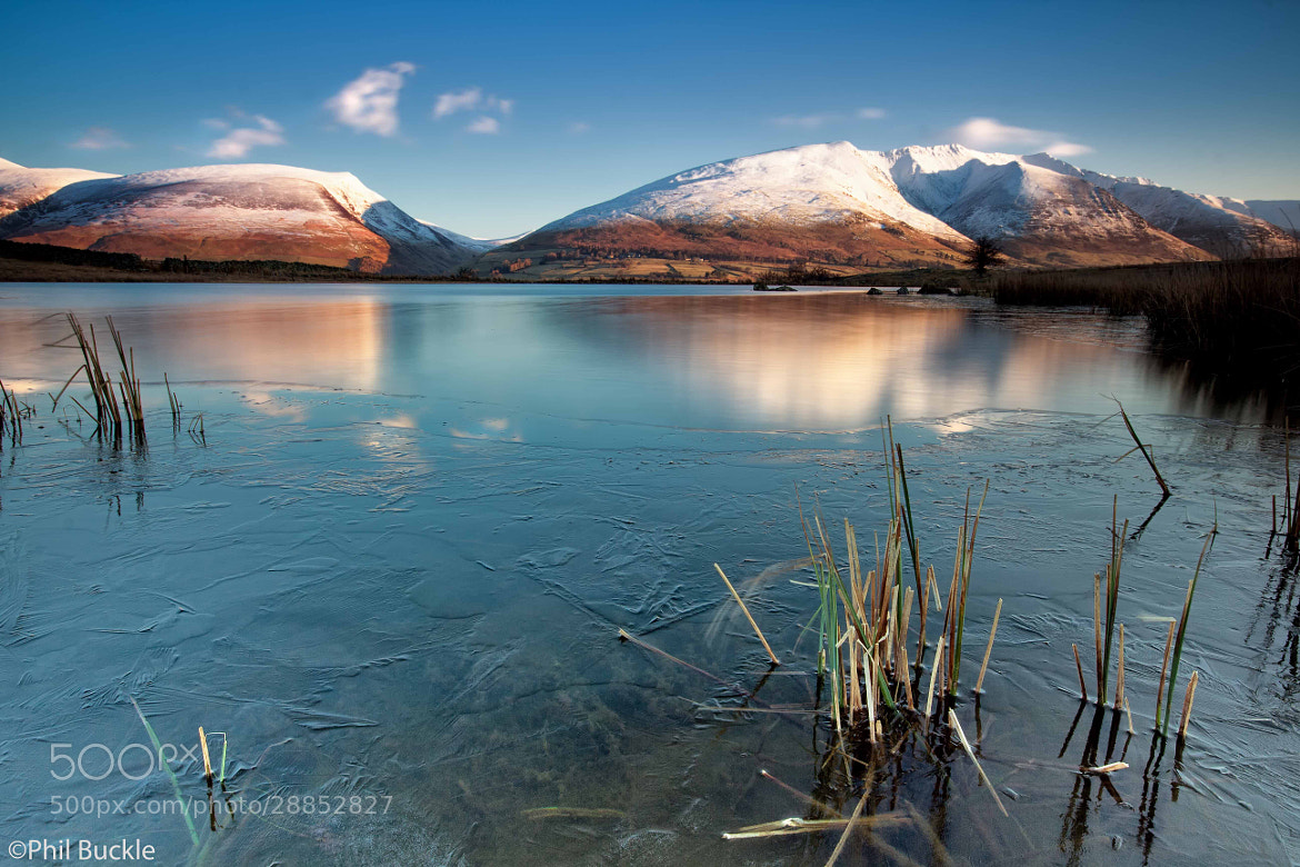 Photograph Tewet Tarn by Phil Buckle on 500px