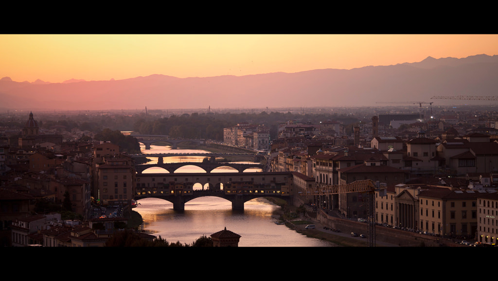 Photograph Florence by laura  malucchi on 500px