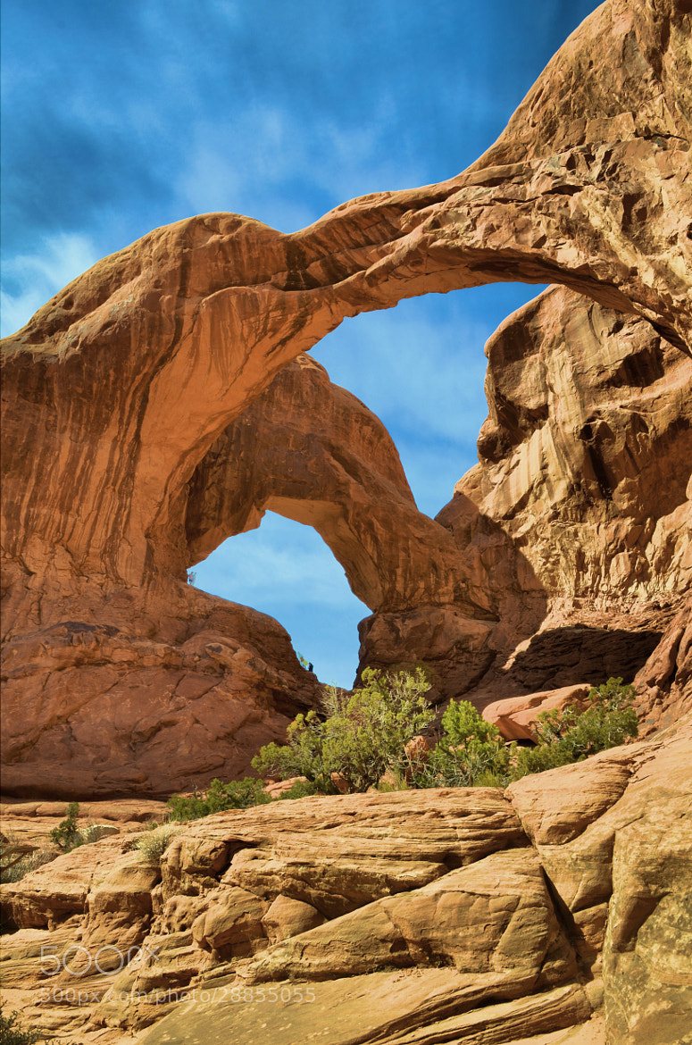 Photograph Double Arch by Ken Carper on 500px