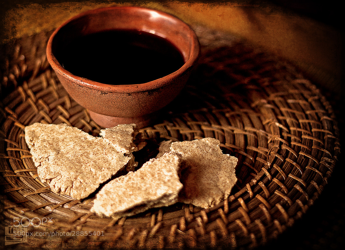 Photograph The Bread and Wine by Steven G on 500px