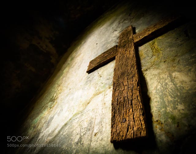 Photograph Beam of light on religion. by Luis Carvalho on 500px