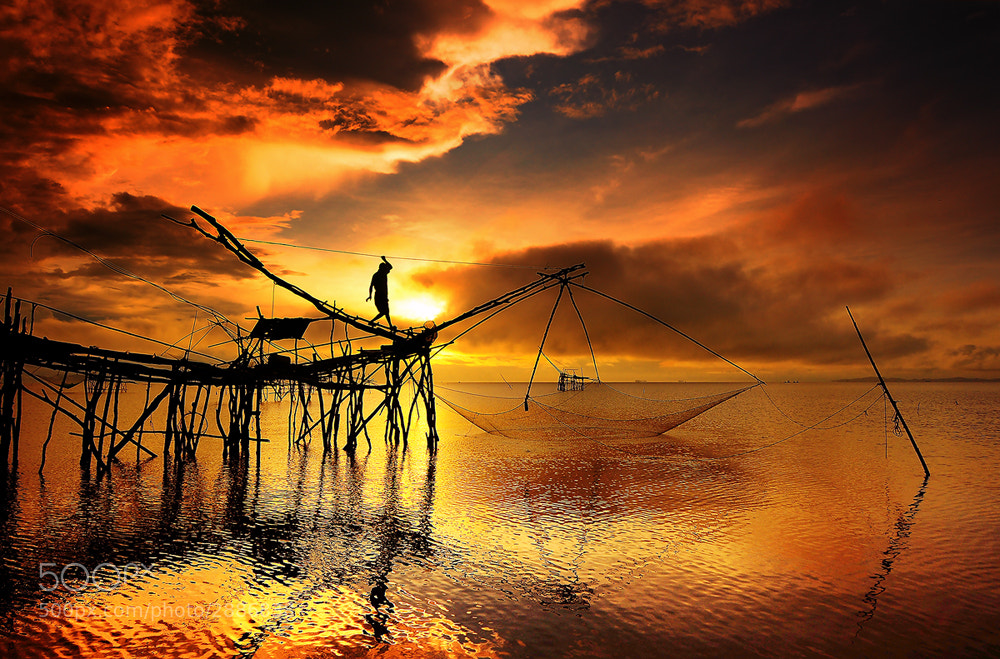 Photograph Morning prakpra by Nutthavood Punpeng on 500px
