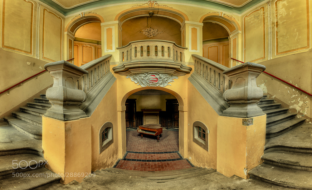 Photograph piano piano by Christian Richter on 500px