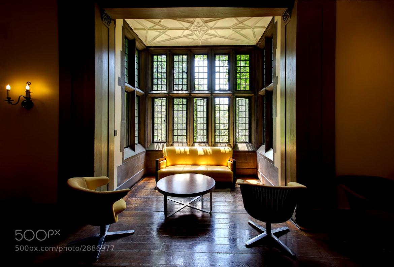 Photograph Reading room, University of Toronto.  by Roland Shainidze on 500px