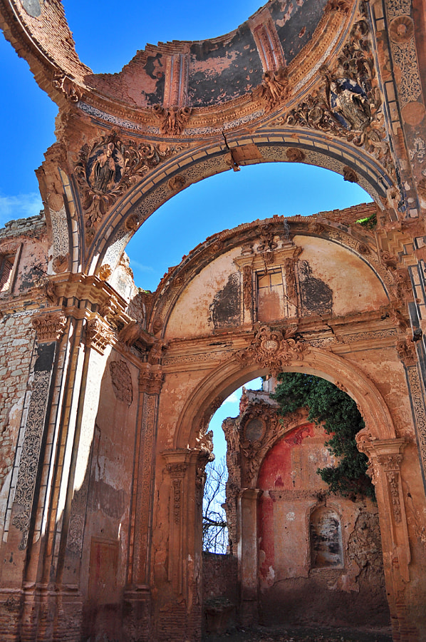 Belchite by Ricardo Ribeiro on 500px.com