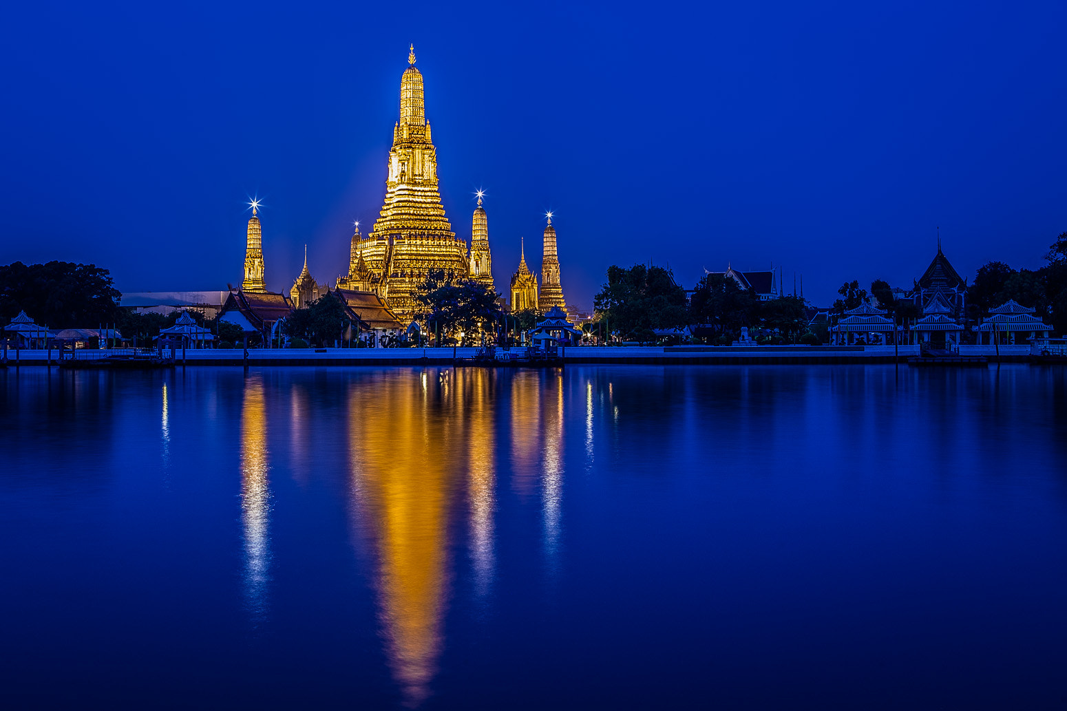 Photograph The Blue Hour by Giscard Matar on 500px