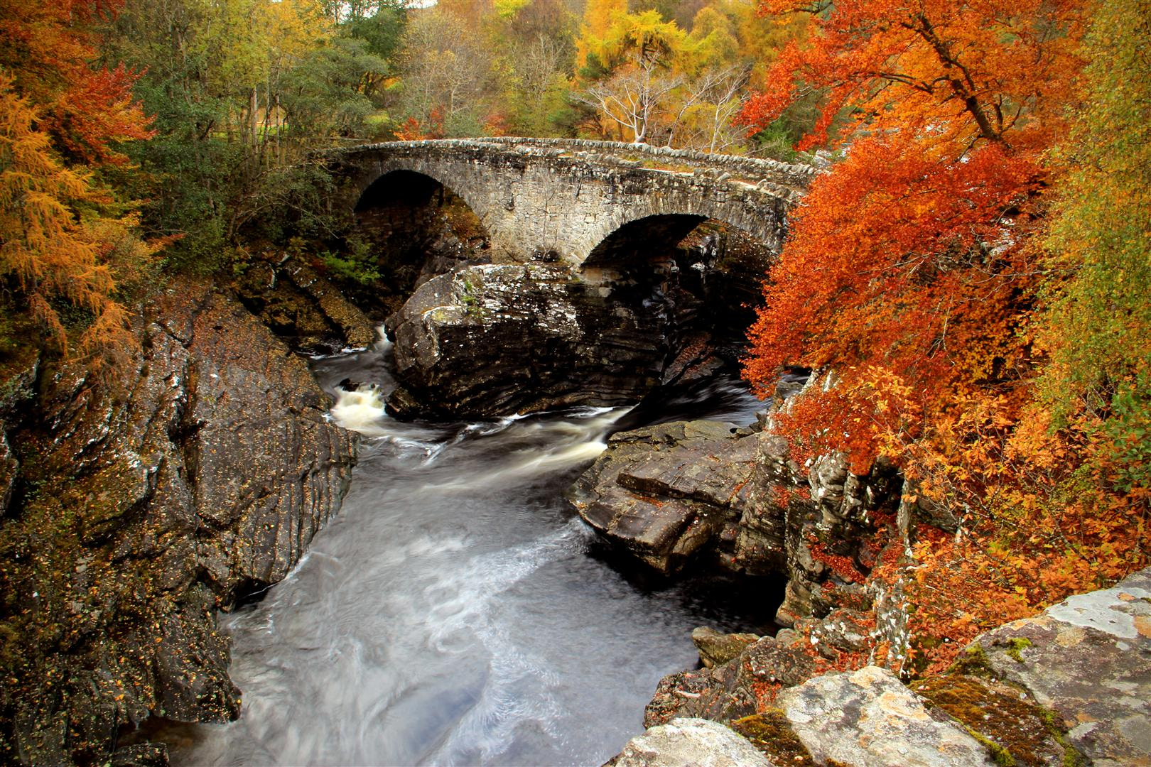 Photograph Invermoriston by Mike Maxfield on 500px
