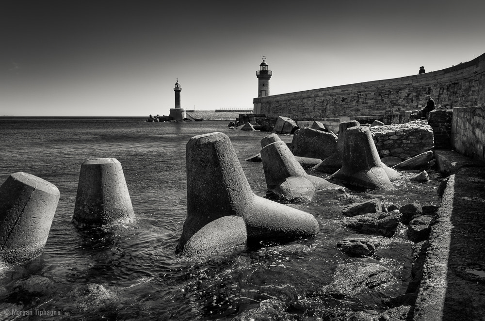 Photograph Tetrapods by Morgan Tiphagne on 500px