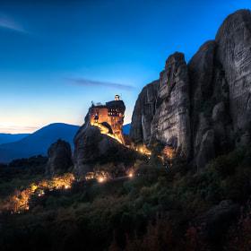 Twilight Monastery by Elia Locardi (EliaLocardi) on 500px.com