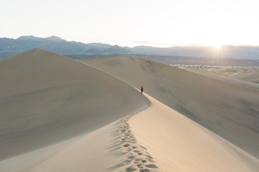 Sand Dunes by Tanner Wendell Stewart on 500px.com