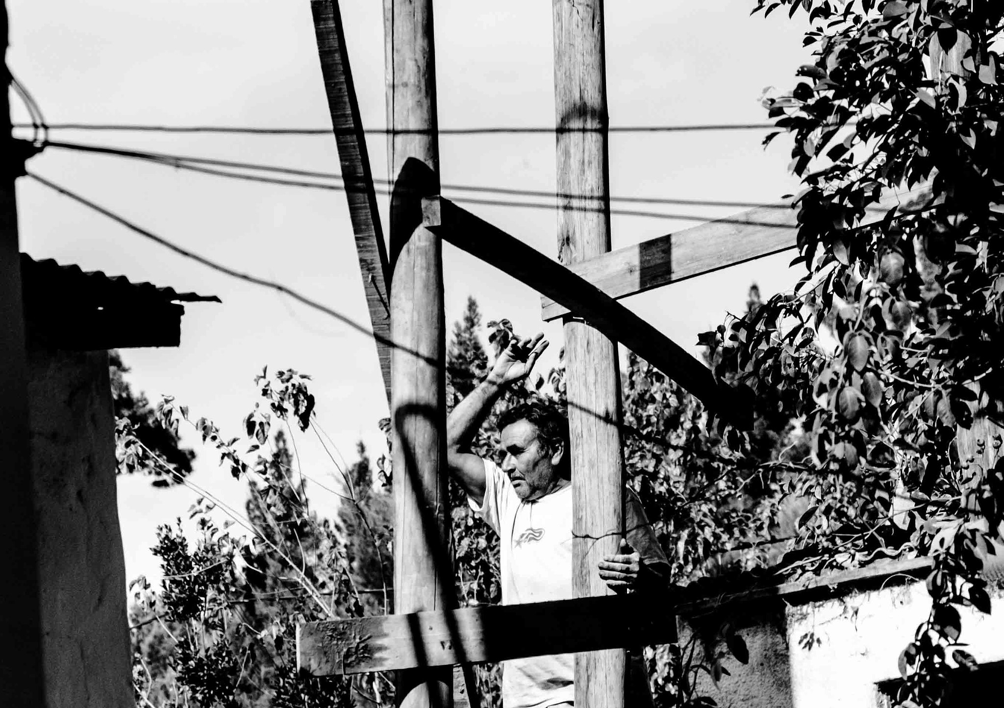 Photograph WORKING MAN IN TIGRE. by Elizabeth Char on 500px