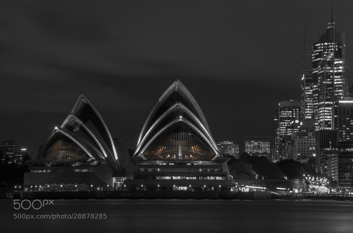 Photograph The Opera House by Carlos Orue on 500px