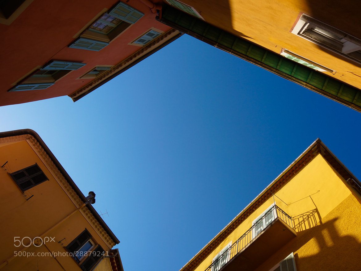 Photograph like a window in the sky by Eric Vermeil on 500px